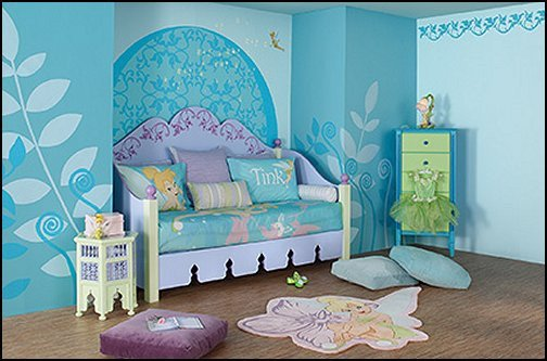 Disney Home Decor for Adults Inspirational Decorating theme Bedrooms Maries Manor Tinkerbell