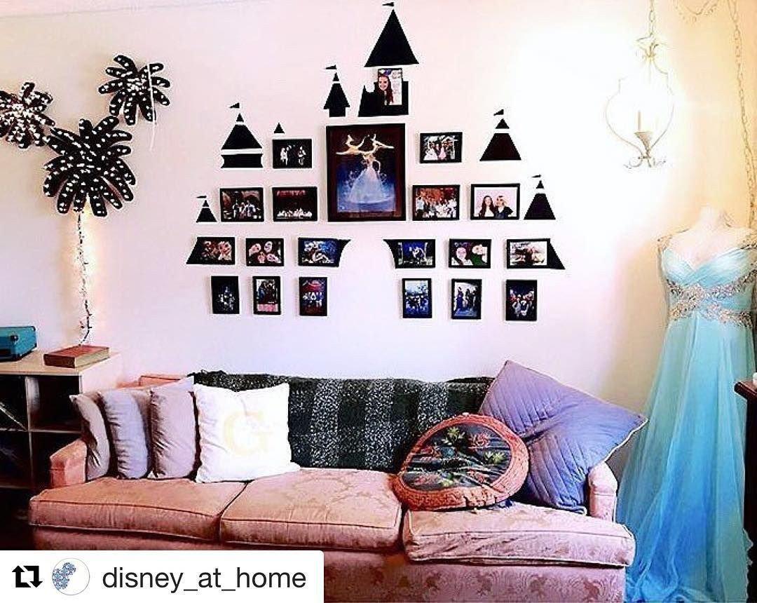 Disney Room Decor for Adults Elegant Disney Photo Display …