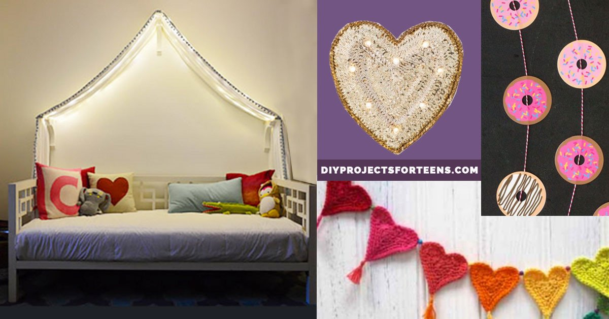 Diy Bedroom Decor for Teens Best Of 37 Insanely Cute Teen Bedroom Ideas for Diy Decor