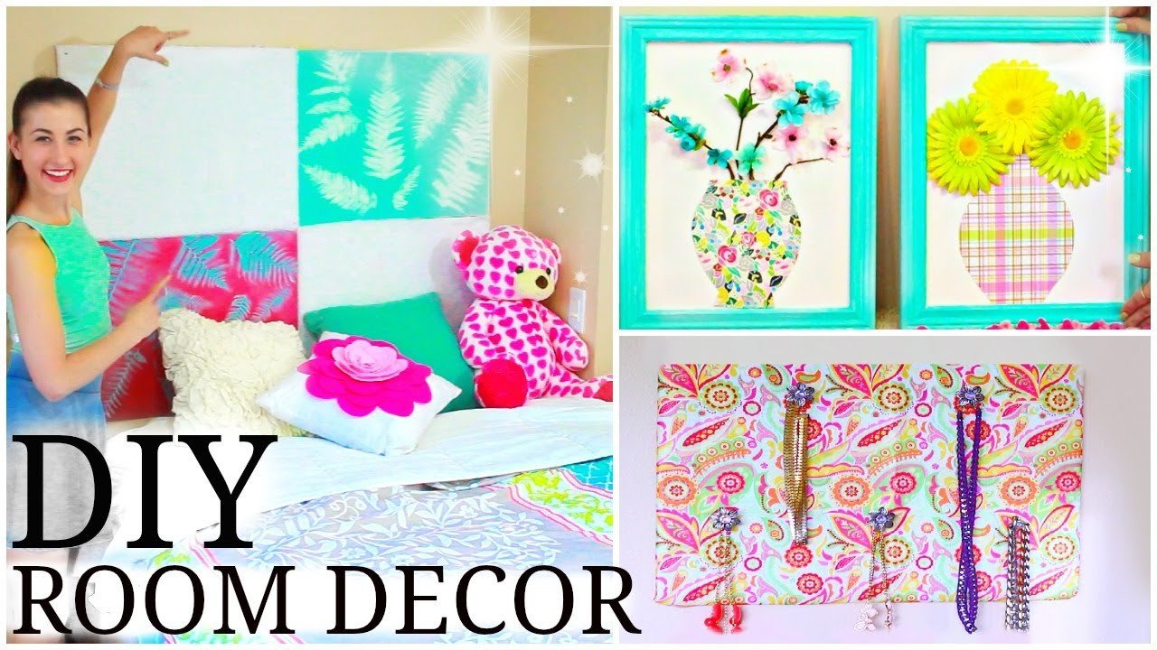 DIY Tumblr Room Decor for Teens