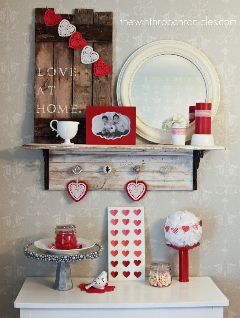 Diy Crafts for Home Decor Best Of 14 Romantic Diy Home Decor Project for Valentine's Day Beautyharmonylife