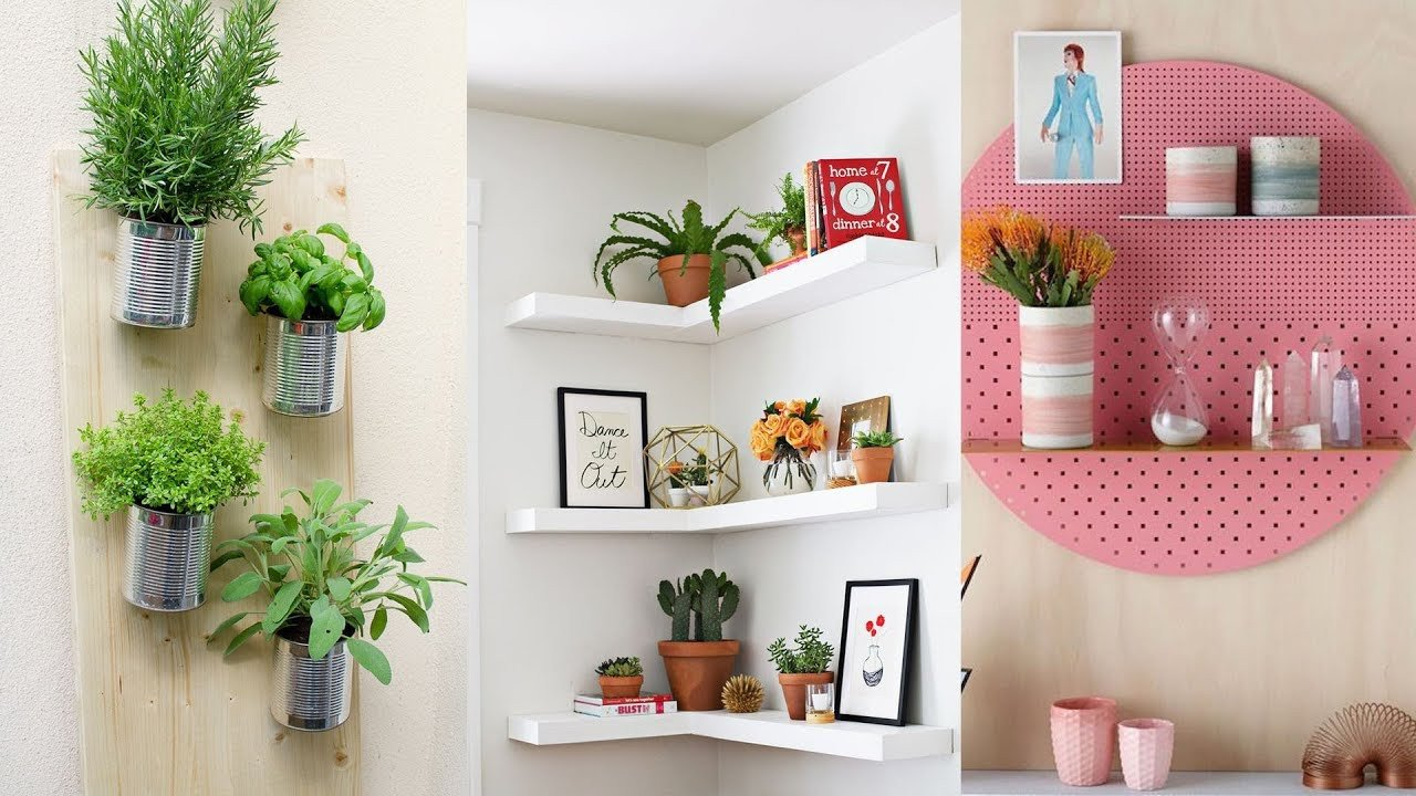 Diy Crafts for Home Decor Best Of Diy Room Decor 2018 🌎 Simple Crafts Life Hacks 🌎 5 Minutes Crafts Ideas at Home