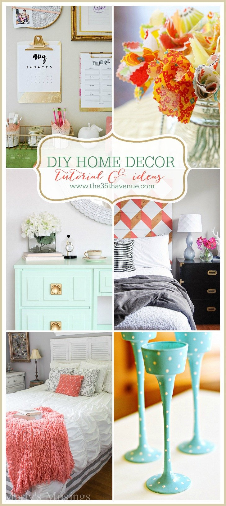 The 36th AVENUE Home Decor DIY Projects