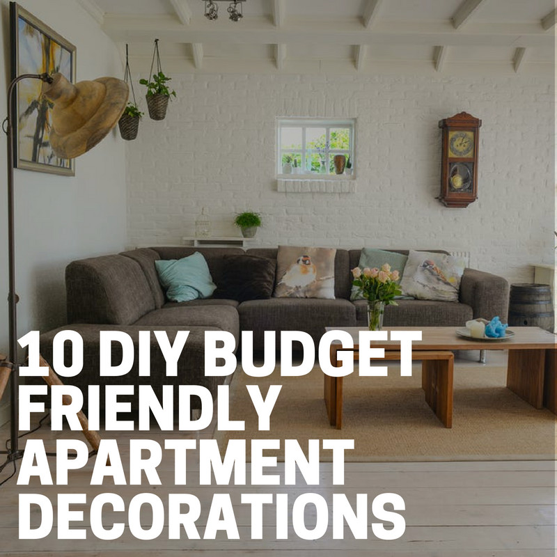 Diy Decor Ideas for Apartments Lovely 10 Diy Bud Friendly Apartment Decorations the Bud Diet