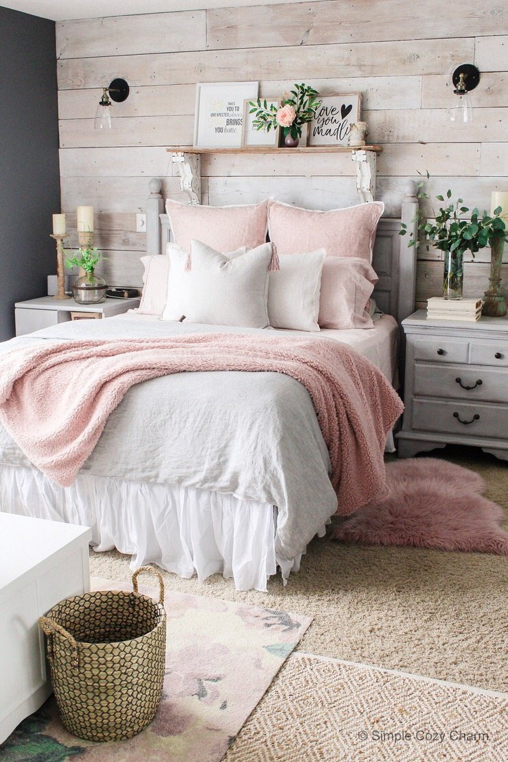 Diy Decor Ideas for Bedroom Best Of Charming but Cheap Bedroom Decorating Ideas • the Bud Decorator