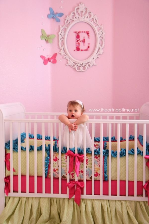Diy Little Girl Room Decor Luxury Emmalyn S Nursery Reveal Diy