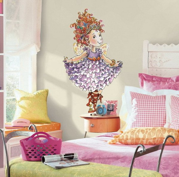 Diy Little Girls Room Decor Fresh Diy Wall Murals for Little Girls Rooms