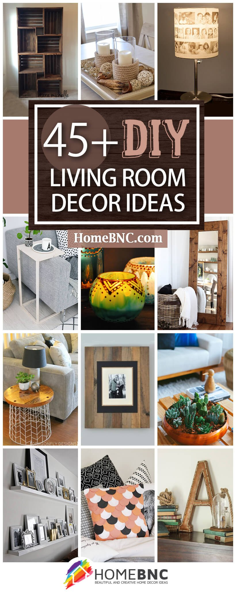 Diy Living Room Decor Ideas Beautiful 45 Best Diy Living Room Decorating Ideas and Designs for 2019