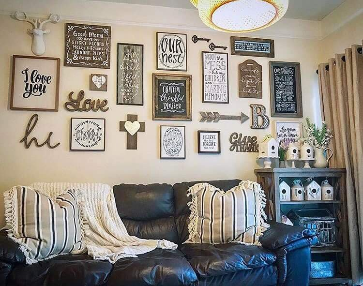 Diy Living Room Wall Decor Best Of 45 Exclusive Diy Wall Decoration Ideas to Adorn Blank Walls