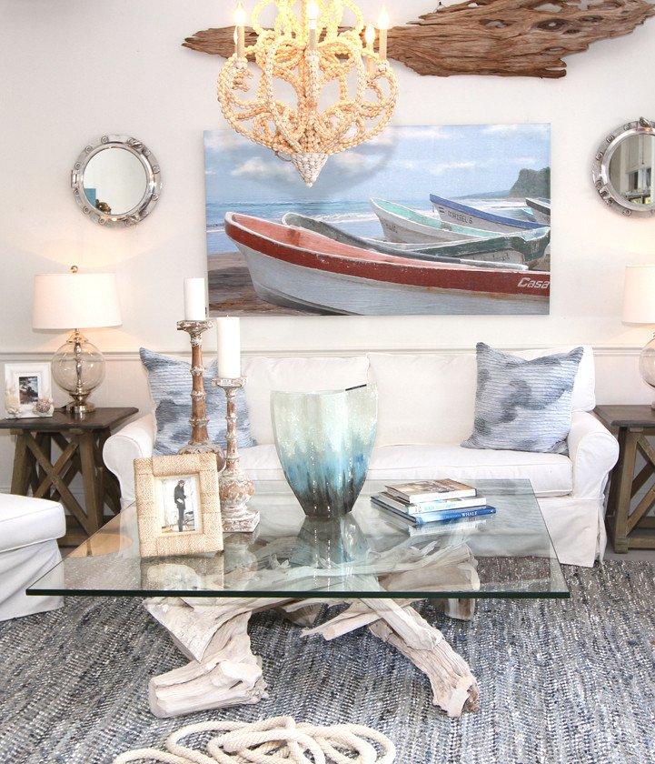 Diy Living Room Wall Decor Best Of Coastal Diy Driftwood Coastal Shelves