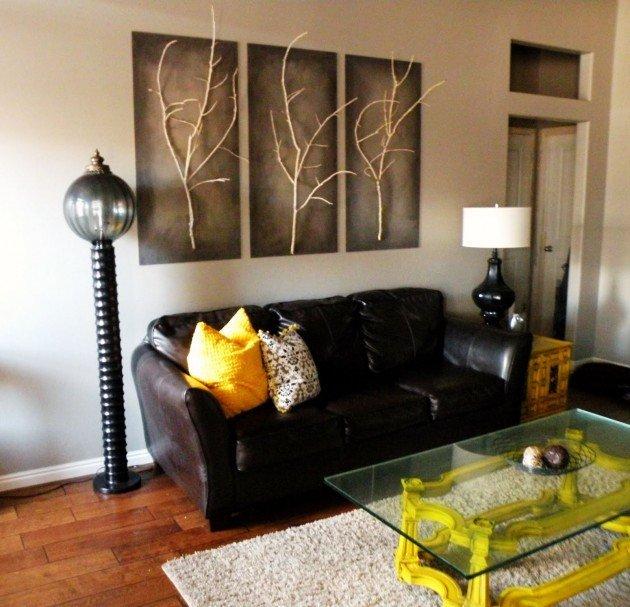 Diy Living Room Wall Decor Fresh 27 Amazing Diy 3d Wall Art Ideas