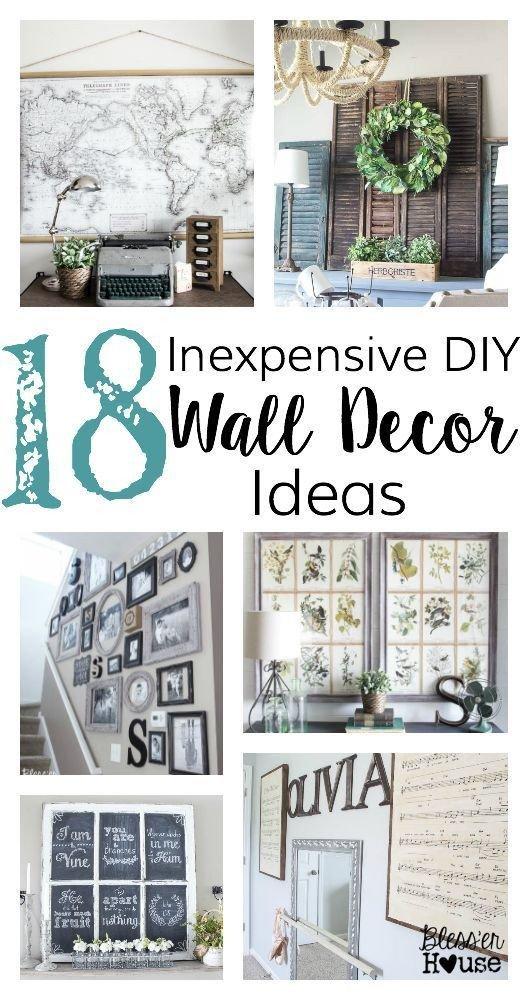Diy Living Room Wall Decor Fresh Best 25 Rustic Wall Decor Ideas On Pinterest