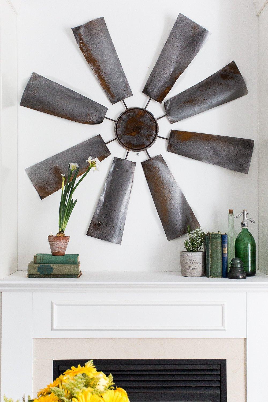 Diy Living Room Wall Decor Fresh Fixer Upper Decor Diy Windmill