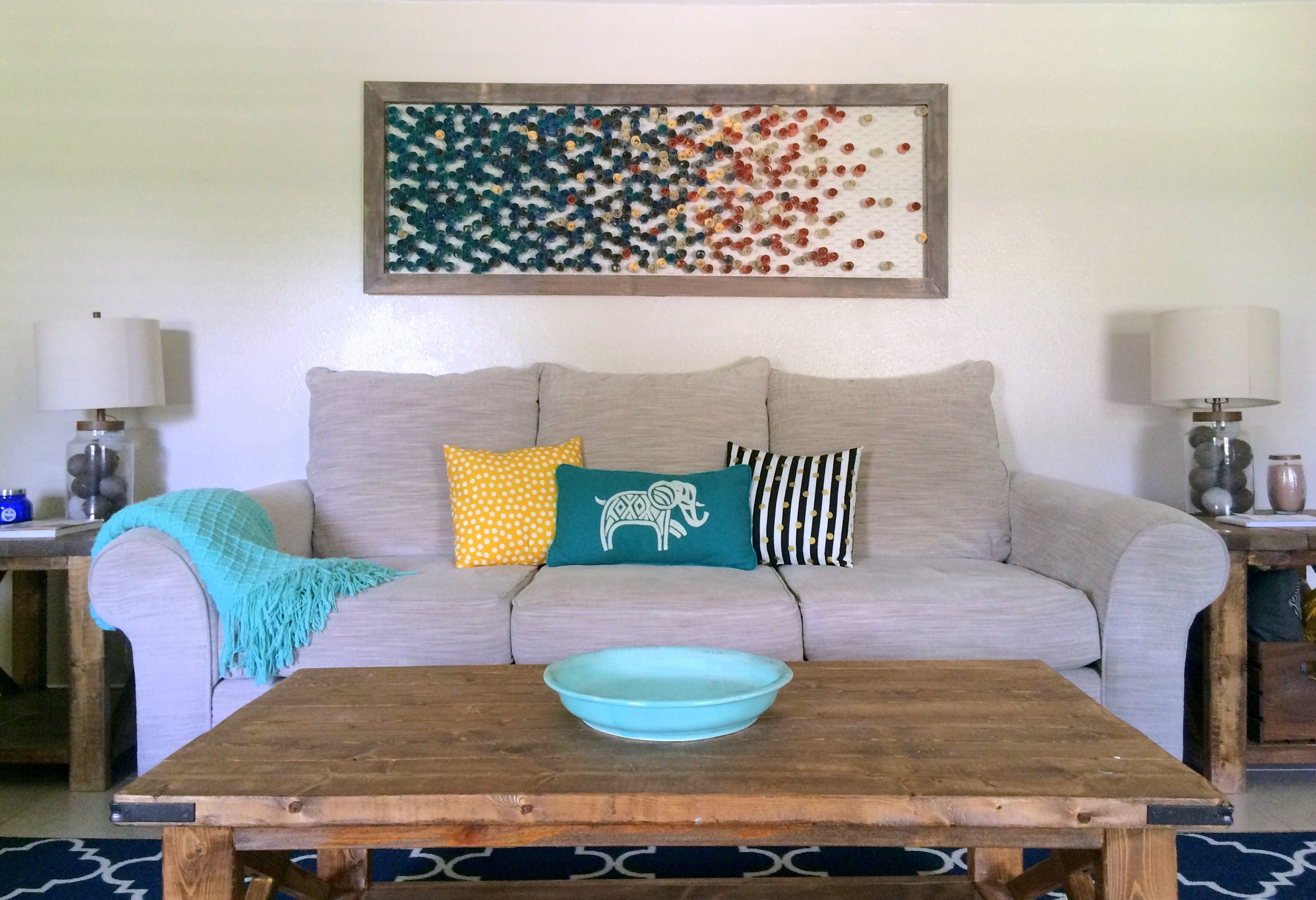 Diy Living Room Wall Decor Lovely Diy Framed Paper Wall Art within the Grove