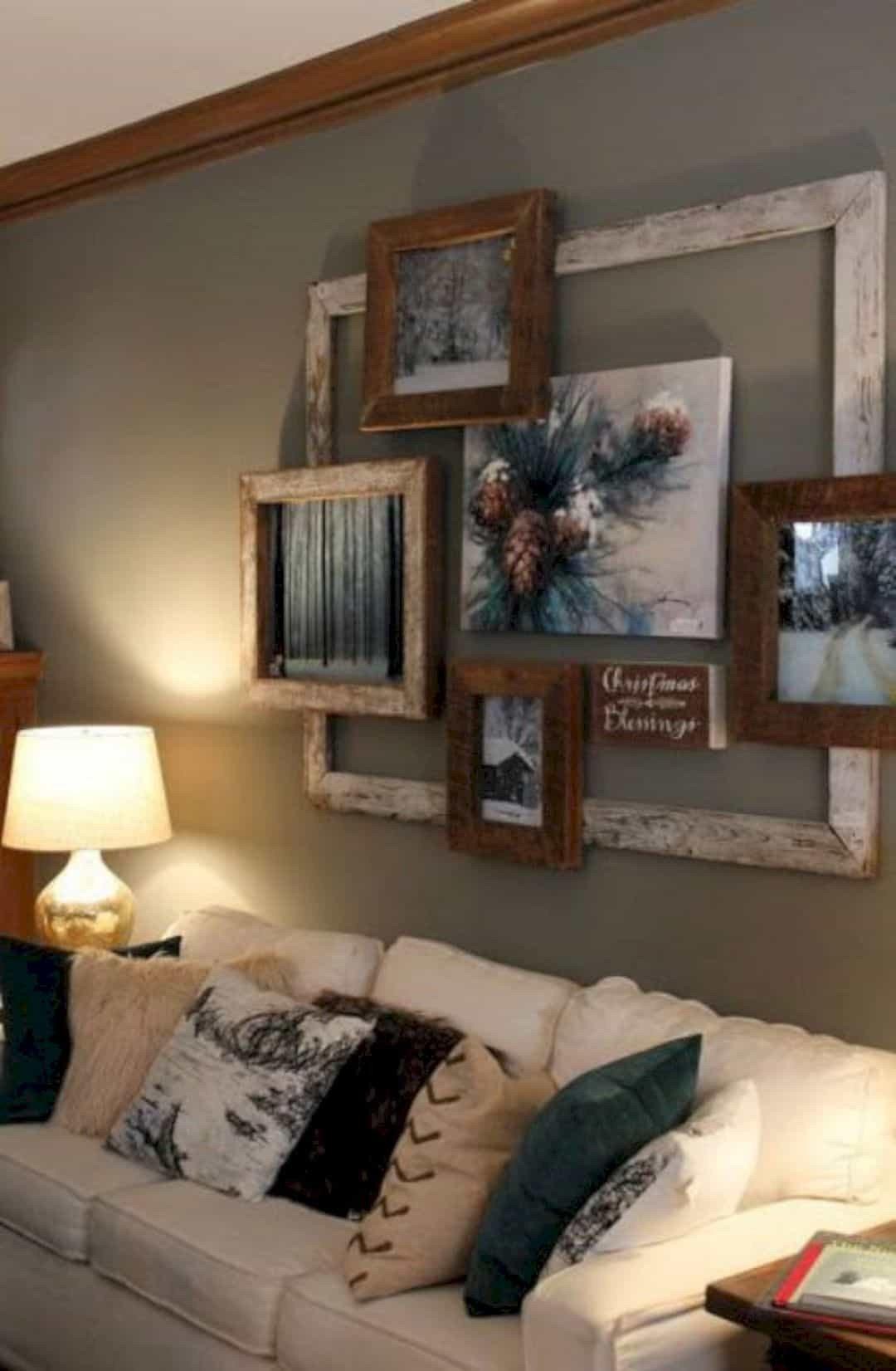 Diy Living Room Wall Decor Luxury 17 Diy Rustic Home Decor Ideas for Living Room