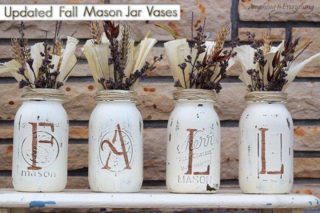 Diy Mason Jars Decor Ideas Beautiful Diy 101 Mason Jar Decor Ideas