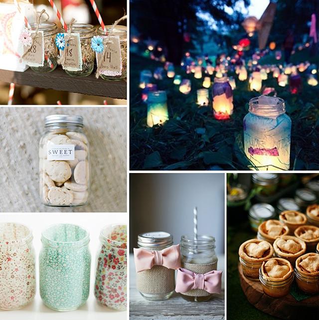 Diy Mason Jars Decor Ideas Beautiful Diy Ideas Mason Jars — Costa Rica Wedding & Travel Inspiration