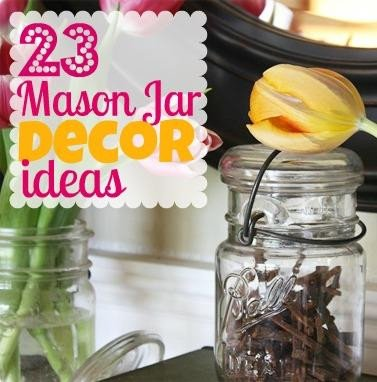 Diy Mason Jars Decor Ideas Fresh 23 Diy Mason Jar Decorating Ideas