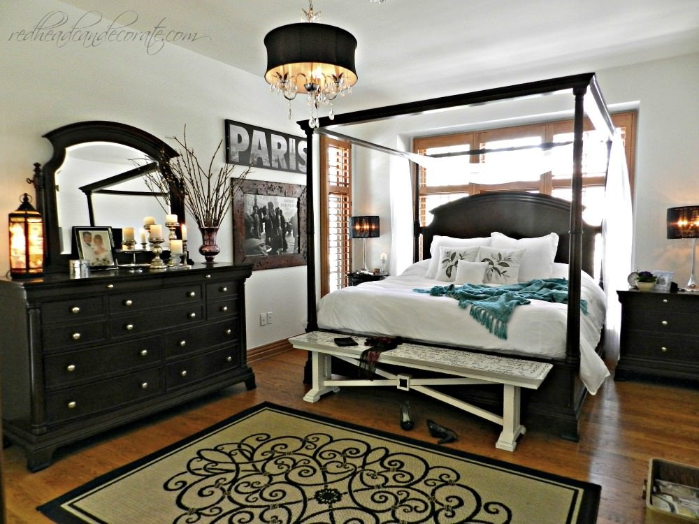 Diy Master Bedroom Decor Ideas Lovely Diy Wood Planked Ceiling Redhead Can Decorate