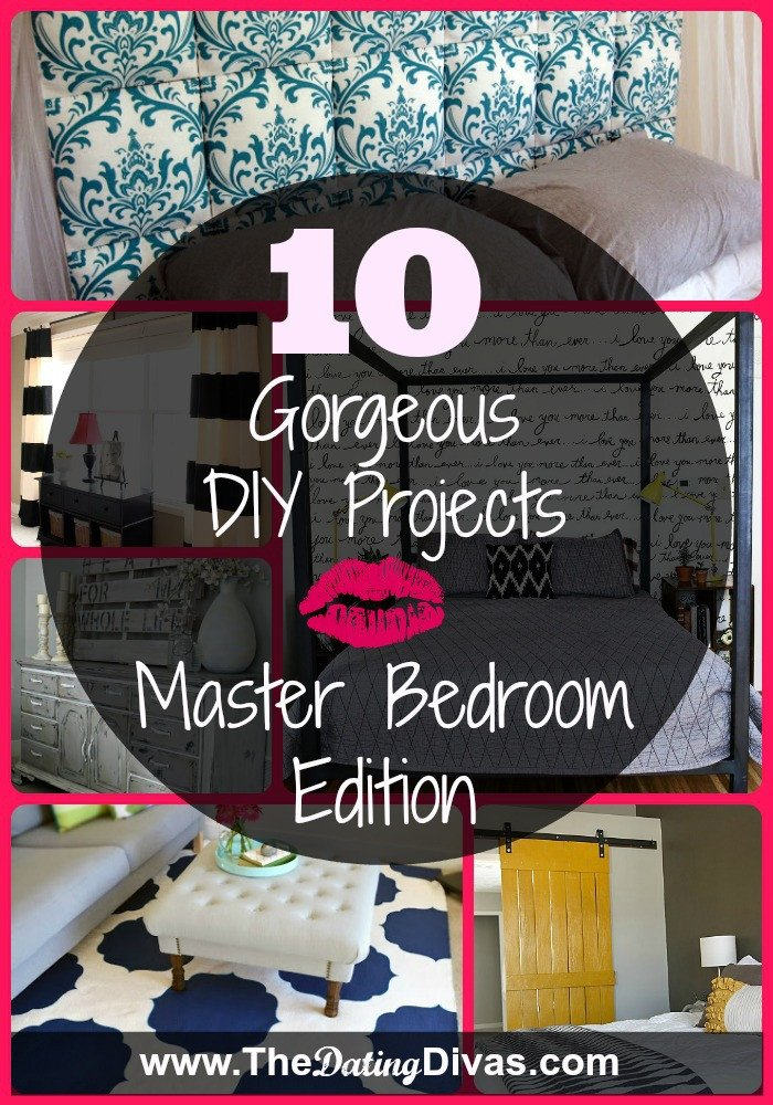 Diy Master Bedroom Decor Ideas Unique 10 Gorgeous Diy Projects
