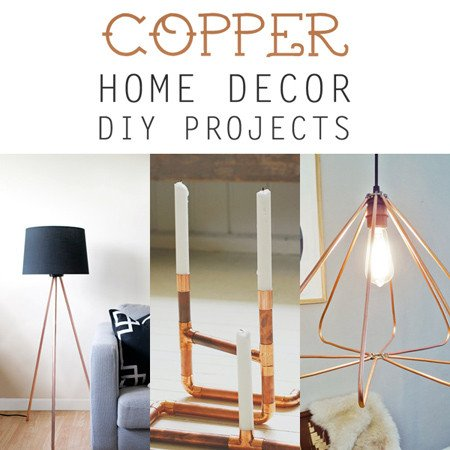 Diy Projects for Home Decor Best Of Copper Home Decor Diy Projects the Cottage Market