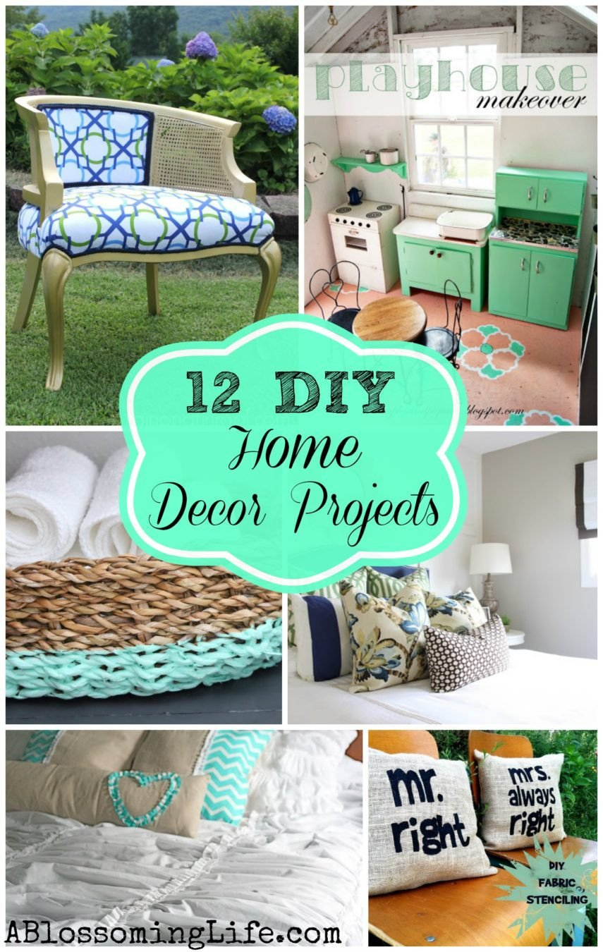 Frugal Crafty Home Blog Hop 38 A Blossoming Life