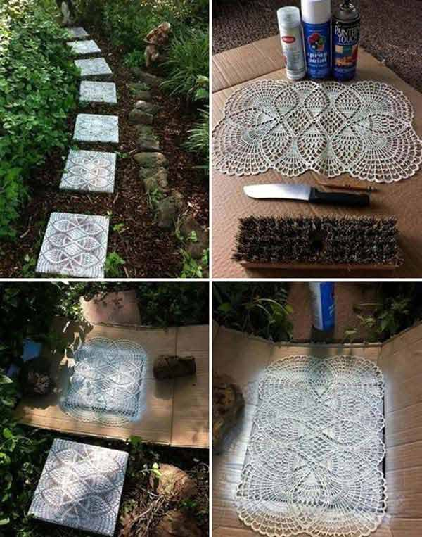 Diy Projects for Home Decor New 22 Charming and Beautiful Lace Diy Projects to Realize at Home