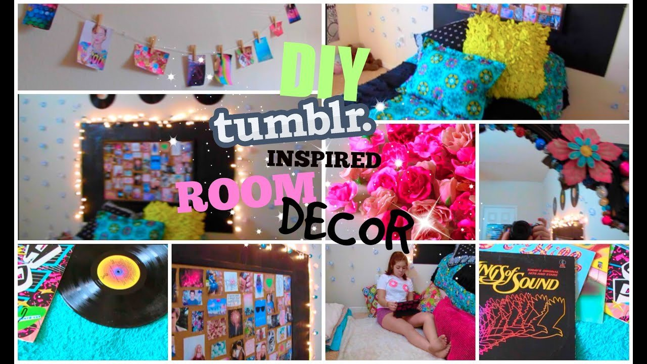 Diy Room Decor for Girls Luxury ♡diy Tumblr Inspired Room Decor for Teens♡ Cute and Cheap
