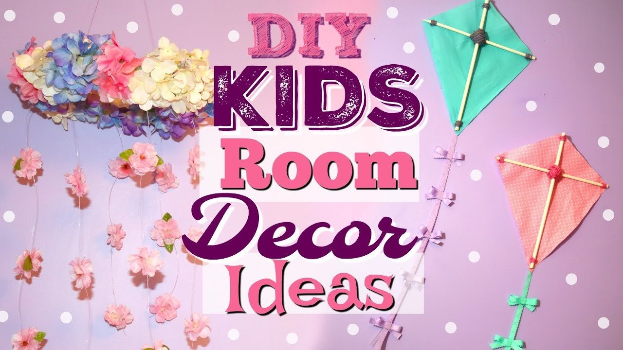 Diy Room Decor for Girls New Diy Kids Room Decor