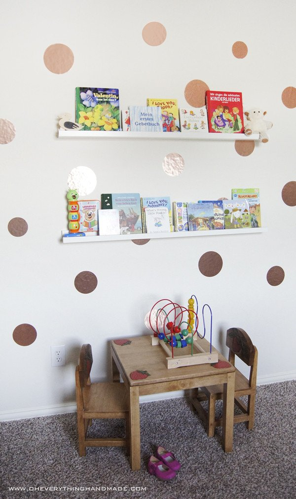 Diy Room Decor for Kids Awesome Diy Kids Room Wall Decor and Book Storage