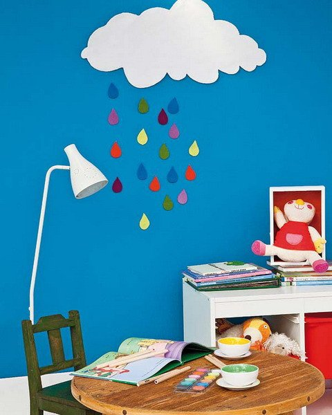 Diy Room Decor for Kids Best Of Diy Kids Room Decoration Projects Cute Rainy Clouds or Sun Umbrellas