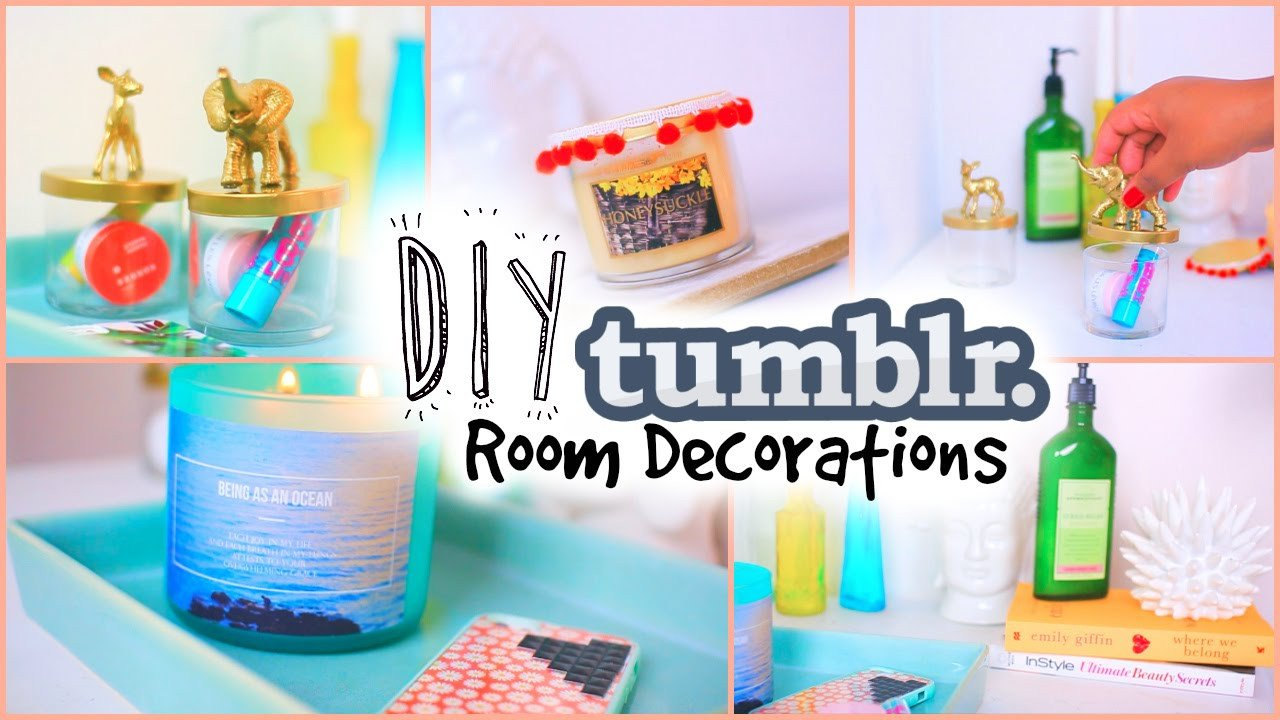 Diy Room Decor for Teens Beautiful Diy Tumblr Room Decor for Teens