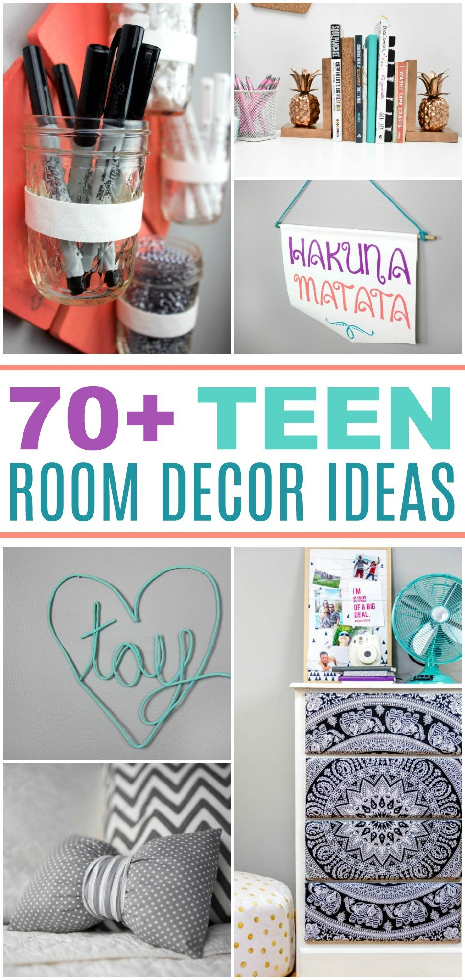 Diy Room Decor for Teens Inspirational 70 Diy Room Decor Ideas for Teens