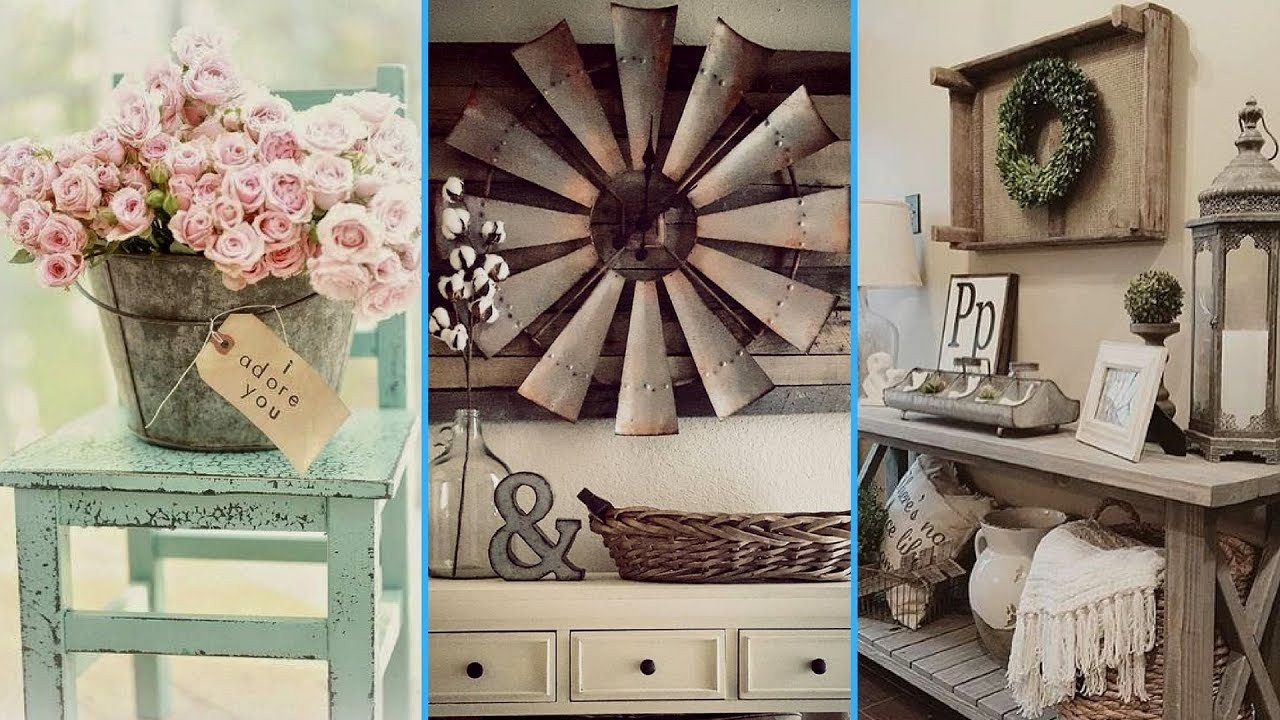 Diy Rustic Living Room Decor Beautiful Diy Vintage & Rustic Shabby Chic Style Room Decor Ideas