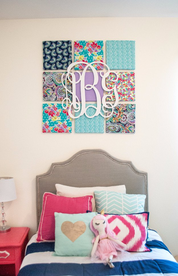 Diy Wall Decor for Bedroom Inspirational 17 Simple and Easy Diy Wall Art Ideas for Your Bedroom