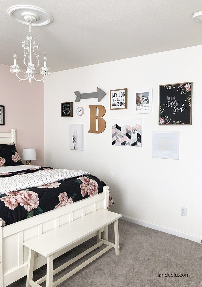 Diy Wall Decor for Bedroom Inspirational Darling Diy Wall Decor for Girl S Bedroom Landeelu