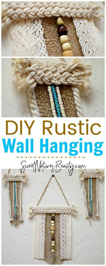 Diy Wall Decor with Pictures Beautiful Diy Rustic Wall Decor Made From Scraps – Sweet Nature S Beauty