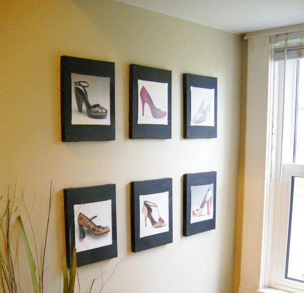 Diy Wall Decor with Pictures Elegant 70 Methods Of Beautifying Your Blank Walls Diy Wall Art Projects