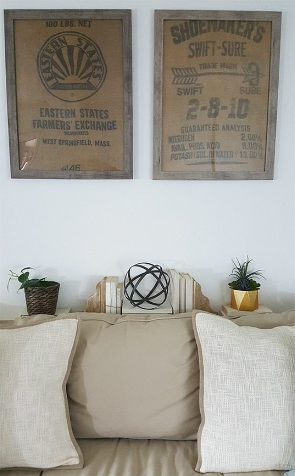 Diy Wall Decor with Pictures Elegant Burlap Decor Ideas