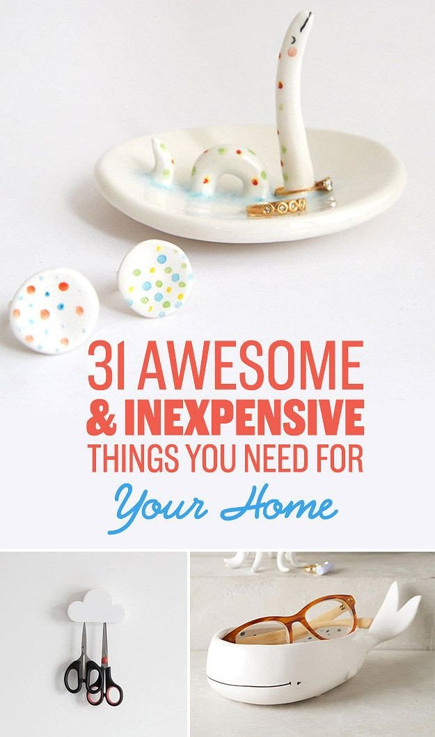 Diy Websites for Home Decor Fresh 31 Awesome and Inexpensive Things You Need for Your Home Homemade T Ideas