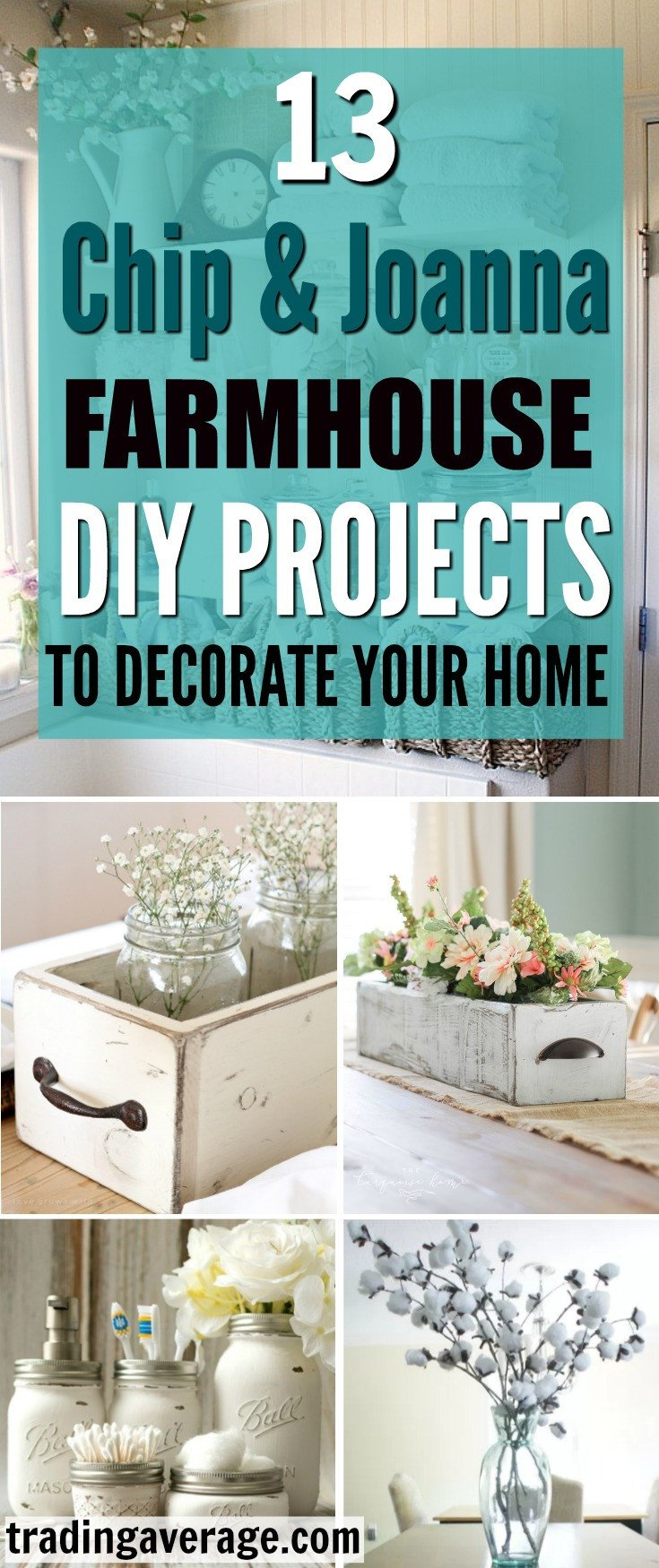 Diy Websites for Home Decor Lovely 13 Diy Farmhouse Décor Ideas that You Need to Try
