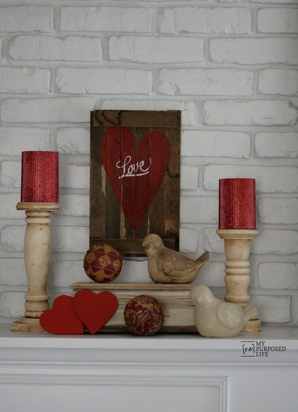Diy Websites for Home Decor Unique Valentines Day Diy Decor My Repurposed Life