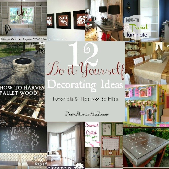 Do It Yourself Home Decor Beautiful 12 Do It Yourself Decorating Tips Tutes & Tips Not to Miss