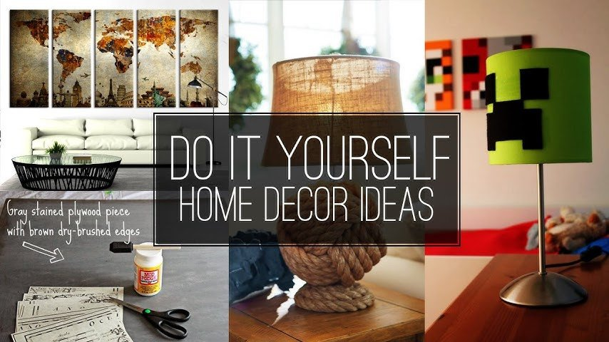 Do It Yourself Home Decor Lovely 6 Do It Yourself Home Décor Ideas