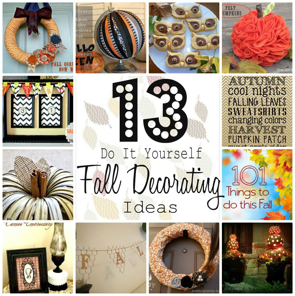 Do It Yourself Home Decor Luxury Do It Yourself Decorating for Fall Tutes & Tips Not to