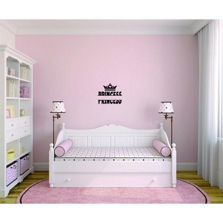 Do It Yourself Wall Decor Elegant Do It Yourself Wall Decal Sticker Princess Crown Girls Teen Kids Bedroom Home Decor 10x20