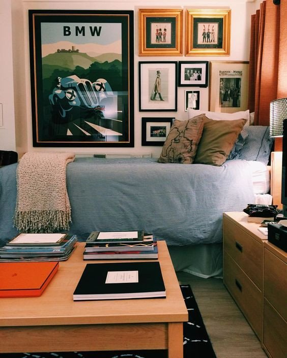Dorm Room Decor for Guys Unique Best 25 Guy Dorm Ideas On Pinterest