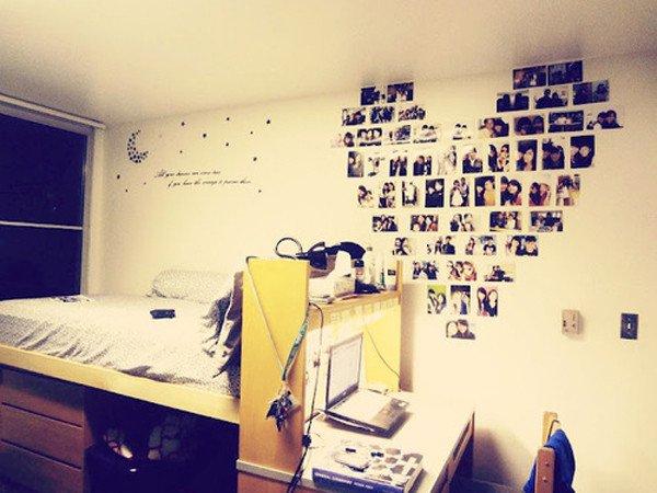 Dorm Room Wall Decor Ideas Best Of 20 Cool College Dorm Room Ideas