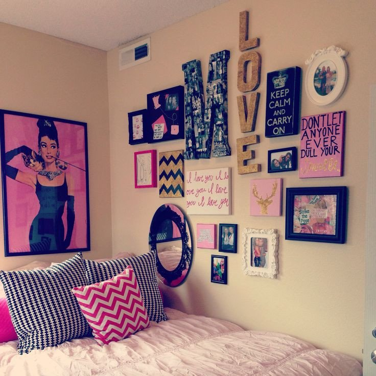 Dorm Room Wall Decor Ideas Inspirational 15 Cute Decor Ideas to Jazz Up Your Dull Bedroom