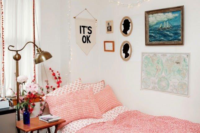 Dorm Room Wall Decor Ideas Luxury 17 Smart Simple Ways to Decorate Your Dorm Room